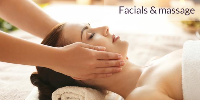 Facials & massage